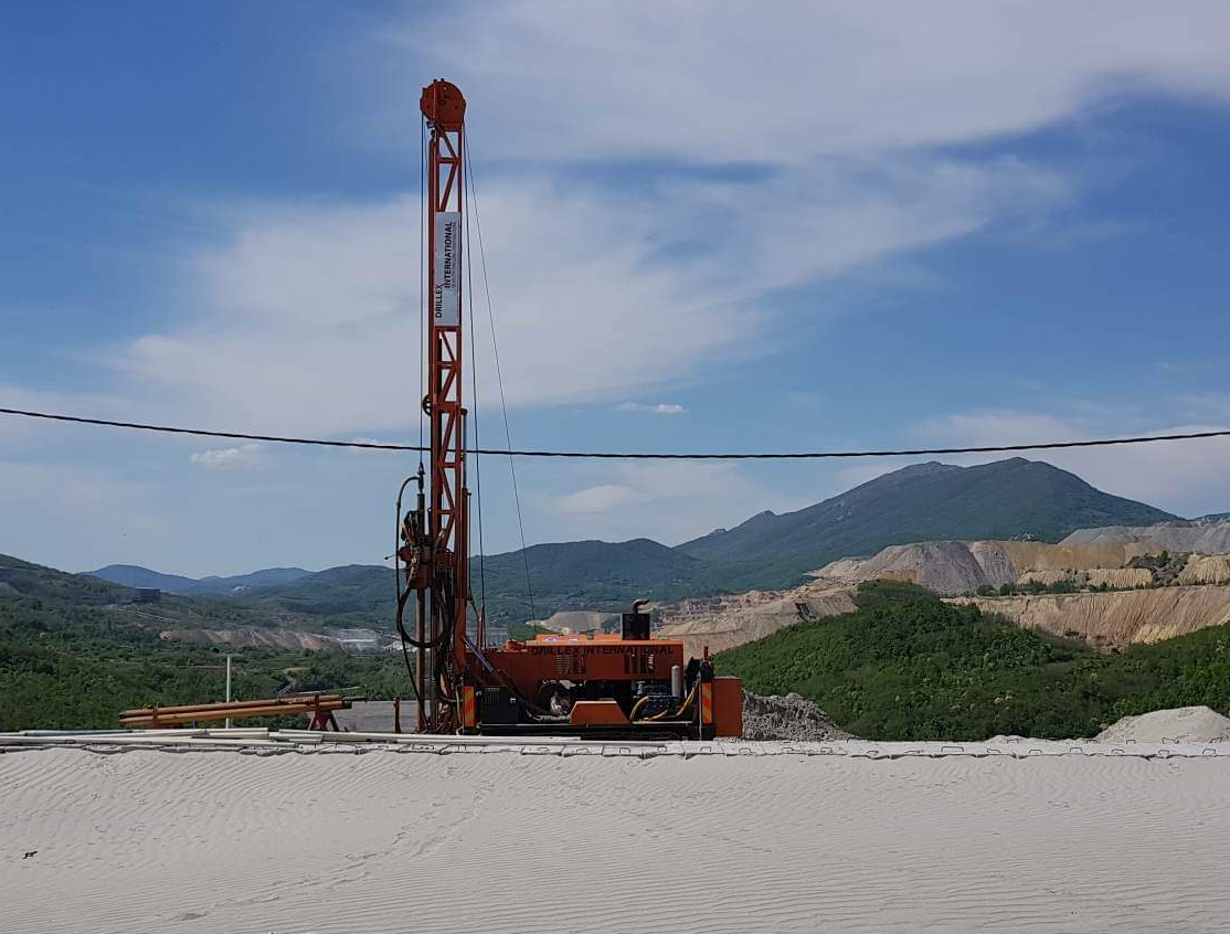 Geo Technical Drilling